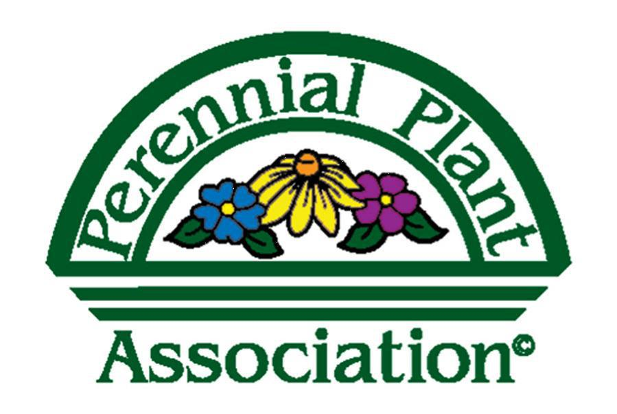 Perennial plant association logo